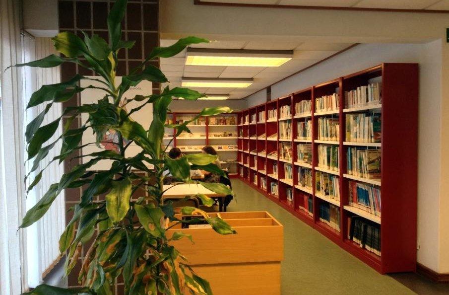 Biblioteca  Afundación Traviesas Vigo