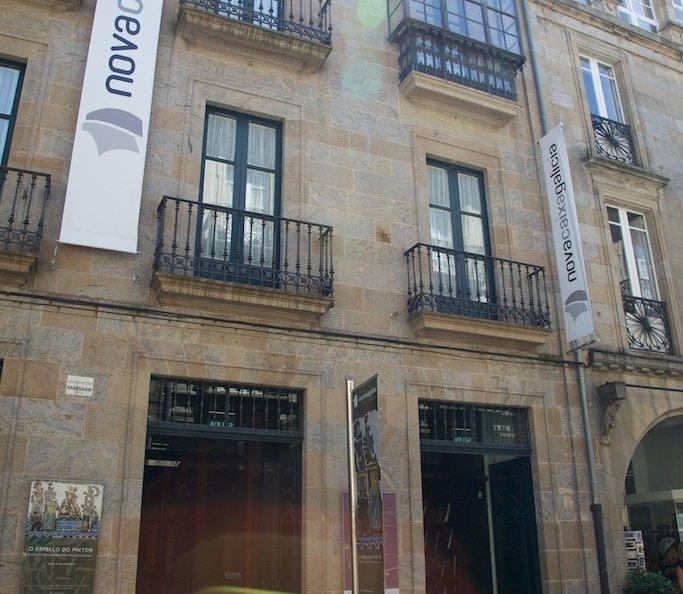 Sede Afundación Santiago de Compostela
