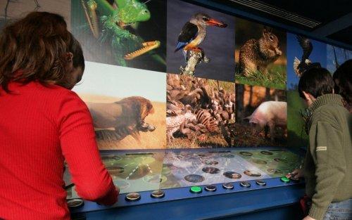 Naturnova, Centro Interactivo de Educación Ambiental