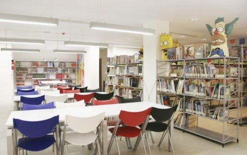Biblioteca Afundación Santiago de Compostela