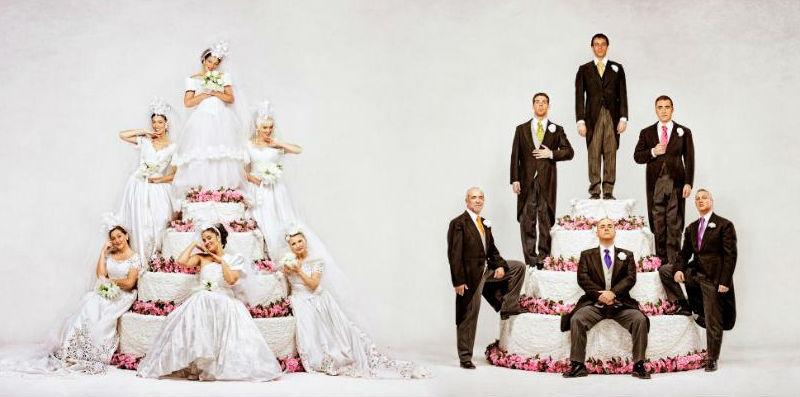"Teatro La Cubana ""Campanadas de boda"" en Vigo"