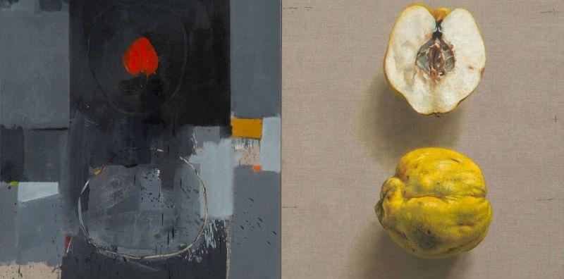 Exposición: «O bodegón oculto. A natureza morta na arte contemporánea galega» en A Coruña