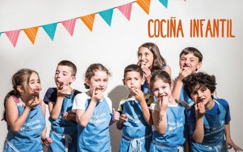 Great 07 10 2017 25 06 2018 Cursos Cocina Infantil. Vigo Del 7 De Octubre Al 25  De Junio En La Sede De Vigo, Ocho Cursos De Cocina Para Niñ@s De 7 A 14  Años.