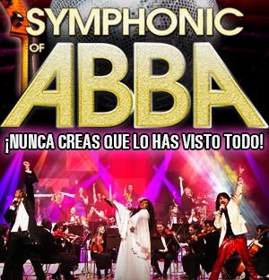 Shymponic of abba en vigo for Sala queen pontevedra