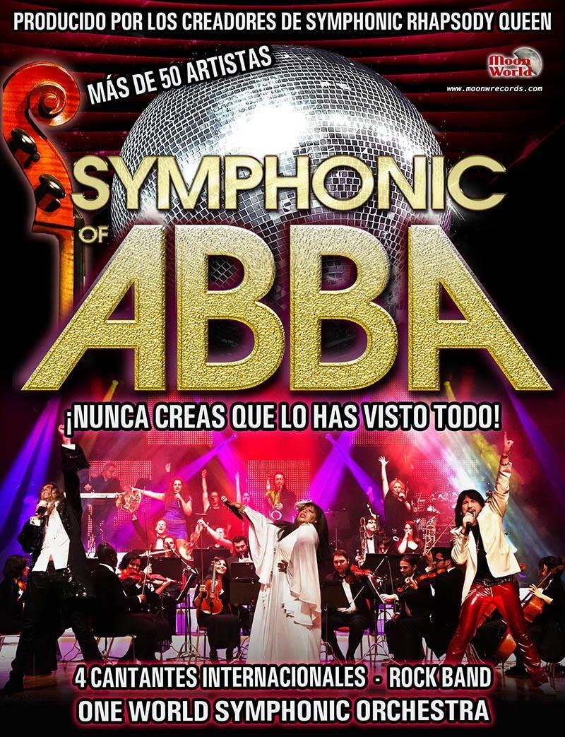 Afundaci n evento shymponic of abba en vigo for Sala queen pontevedra