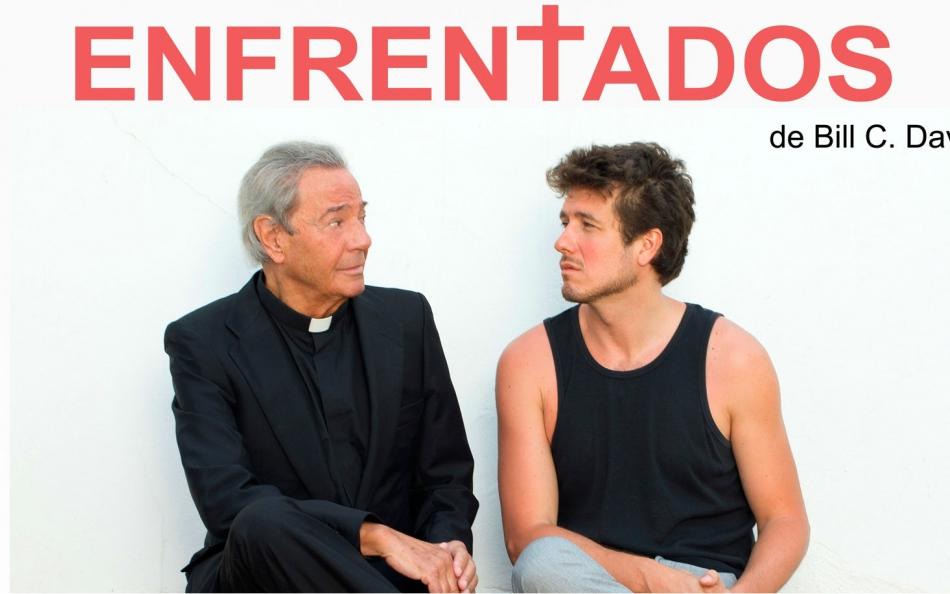 Enfrentados, con Arturo Fernández y David Boceta