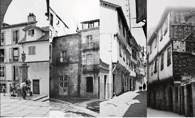 «Alicerces. Evolución urbana de Ourense do século XVI ao XX» en Ourense