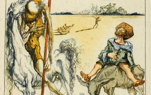 Exposición «Salvador Dalí, contador de historias». Lugo