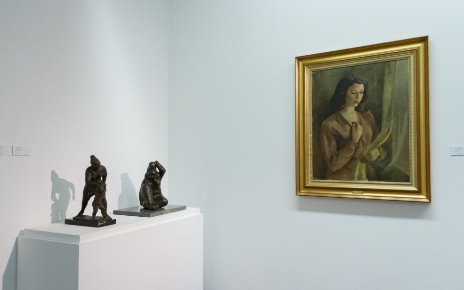 «Percorrendo a nosa arte. Esencia dunha colección». Vigo