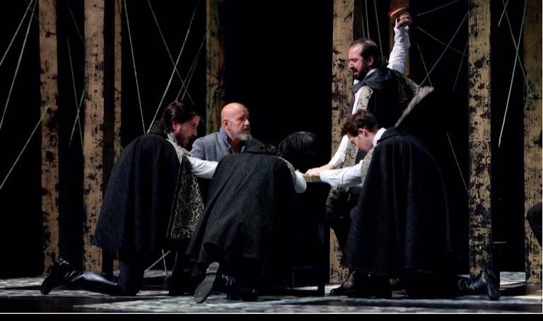Teatro: Trabajos de amor perdidos. Vigo