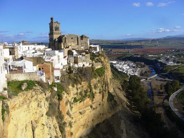 Viaxe aos Pobos Brancos de Cádiz. Centros de Maiores Afundación