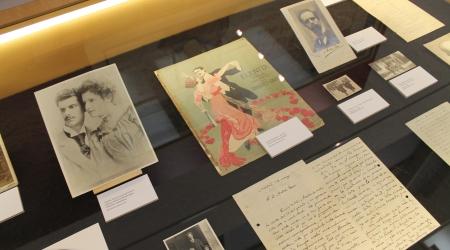 Exposición Andrés Gaos
