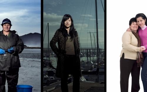 Exposición: «Nais e fillas. Dúas xeracións, un obxectivo». Pontevedra