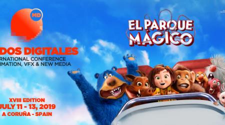 El Parque Mágico, un filme de Paramount Animation