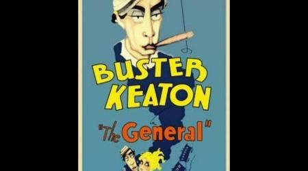 El maquinista de Buster Keaton