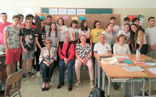 Espazo +60 Ourense y Colegio Padre Feijoo – Zorelle