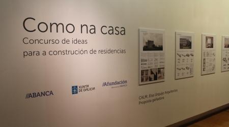 Proxecto gañador Como na Casa. Elsa Urquijo Arquitectos