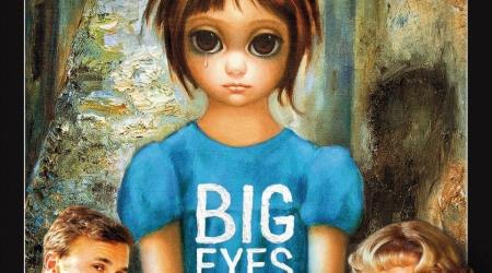 Big Eyes. Ciclo cine Sonoro empeño