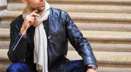 Marc Leroy-Calatayud. Foto Cyril Cosson
