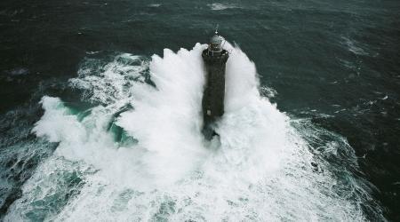 Vivir o mar. Philippe Plisson