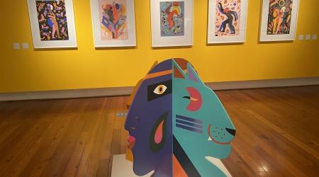 CROMÁTICA. III Mostra Internacional de Ilustración Contemporánea