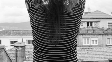 Un metro de aire: diario visual de un confinamiento en soledad. Autora: Esther Medraño González