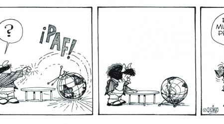 Mafalda por Quino. De Lumen