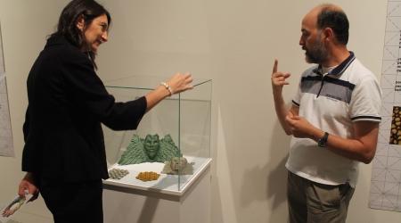 Papiromates. Jorge Pardo e Paloma Vela