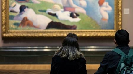 +60 online: Historia da arte: noutros tempos convulsos, a arte como experiencia vital