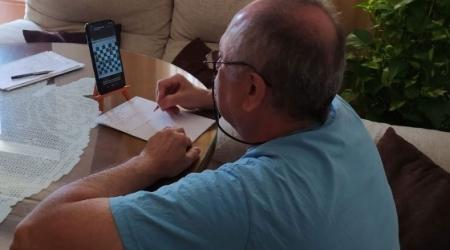 +60 online: Xadrez saudable: xoga e adestra o teu cerebro