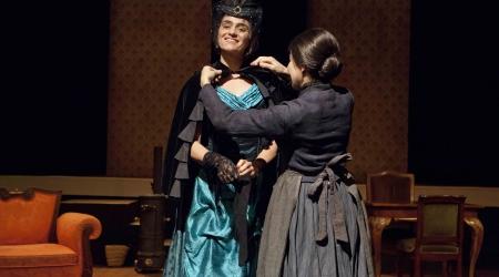 Teatro Online Tristana. Foto: Pedro Gato