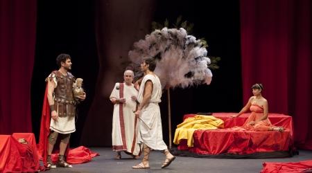 Teatro Online Nerón. Foto: Pedro Gato