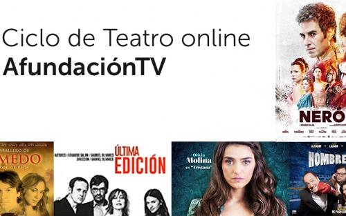 TEATRO ONLINE en AfundaciónTV