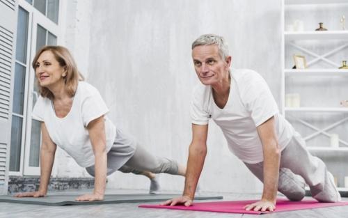 Yoga, Espazo +60 Lugo