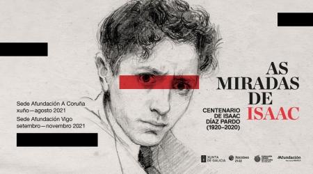 Exposición AS MIRADAS DE ISAAC en A Coruña