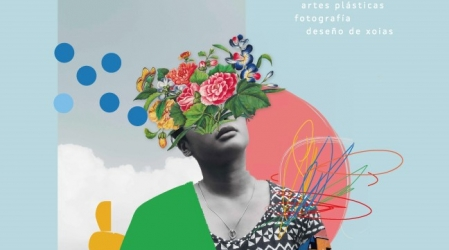 Exposición XUVENTUDE CREA, máis dunha década. Unha mirada ao pasado, unha mirada ao futuro. En Pontevedra