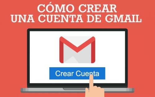 Crea tu cuenta de correo en Gmail, Espazo +60 Santiago
