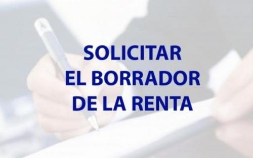 Obtén tu borrador online de la declaración del IRPF, Espazo +60 Santiago