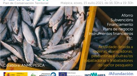 Actividad formativa: Sostenibilidad económica en materia pesquera y acuícola. En Malpica