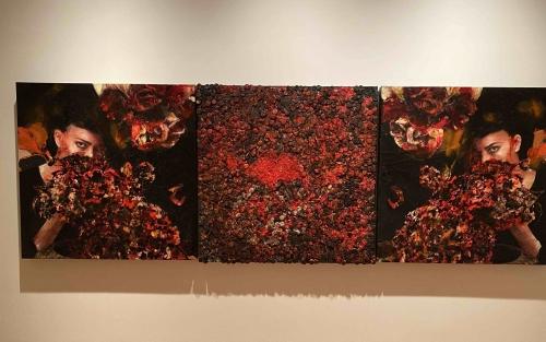 Exposición MIRAR DE NUEVO. La mujer contra el tiempo. En Santiago de Compostela