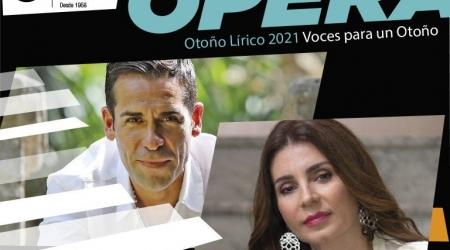 Ismael Jordi e Sabina Puértolas. BEL CANTO GALA en Vigo