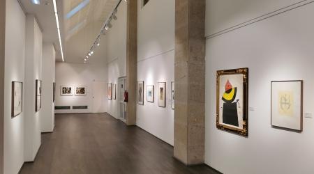 «Múltiple. A arte do gravado de Picasso a Barceló» Verín