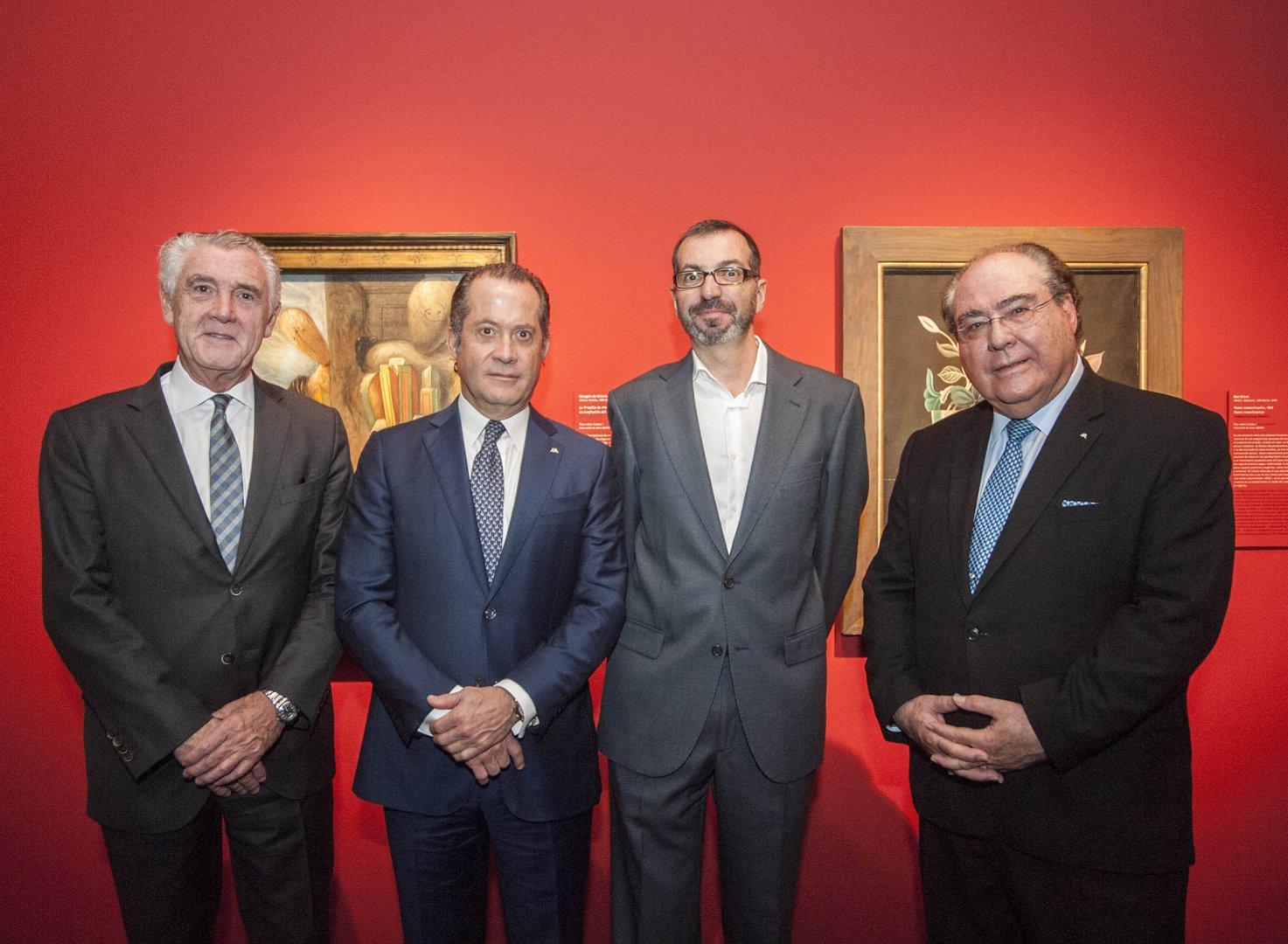 8256a3809f5 ABANCA presenta en el Museo Nacional Thyssen la exposición  Dalí y el  surrealismo en la