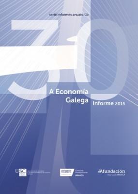 A Economía Galega. Informe 2015